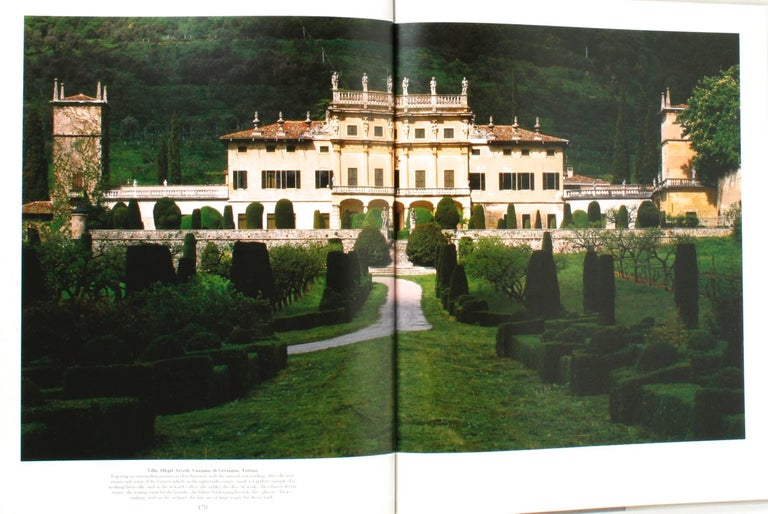 """Villas of the Veneto"", First Edition Book 6"