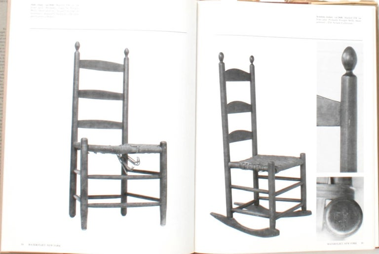 The Shaker Chair, First Edition In Good Condition For Sale In valatie, NY