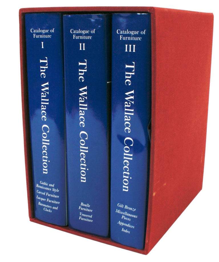 Wallace Collection in Three Volumes, First Editions 2
