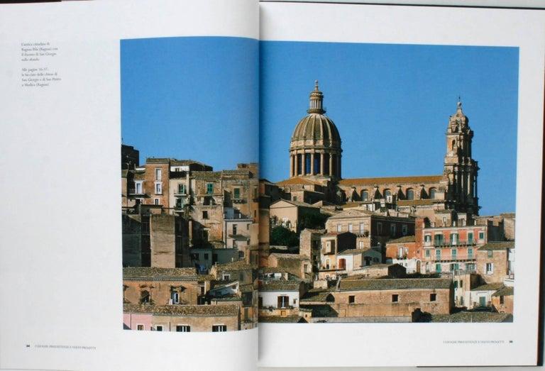 Italian Barocco in Sicilia by Maria Giuffrè, First Edition For Sale