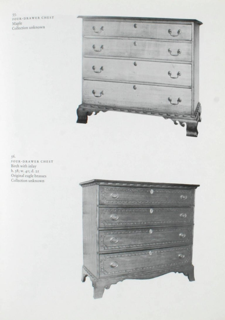 Dunlaps & Their Furniture, First Edition In Good Condition For Sale In valatie, NY