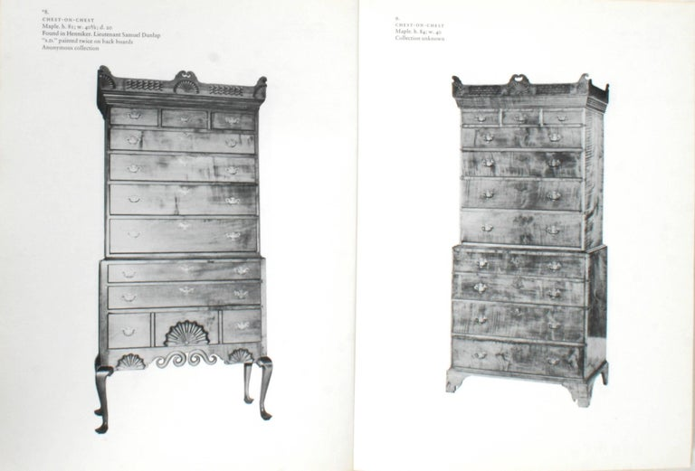 Dunlaps & Their Furniture, First Edition For Sale 1