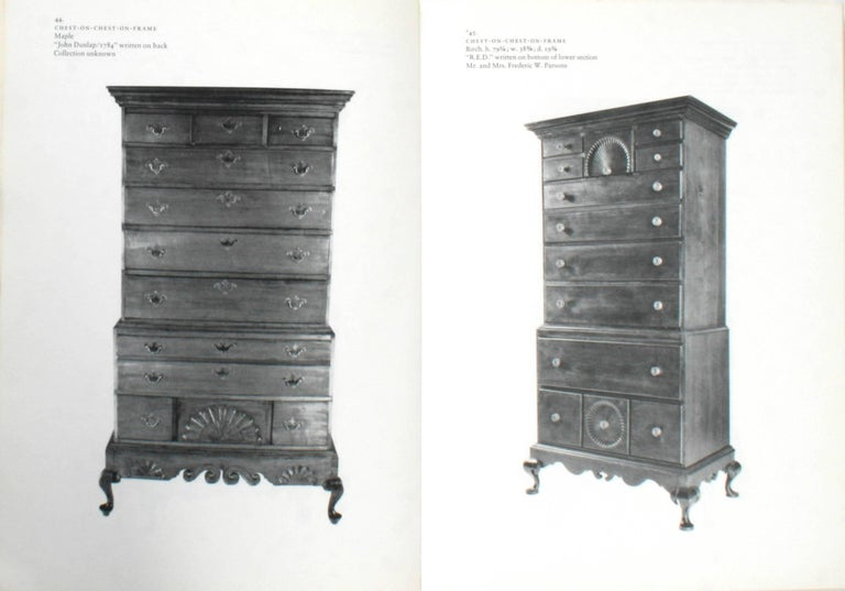 Dunlaps & Their Furniture, First Edition For Sale 2