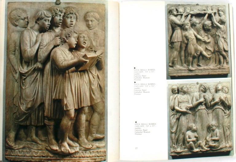 Paper Luca, Andrea, Giovanni Della Robbia, An Art Guide by F. Gaeta Bertela For Sale