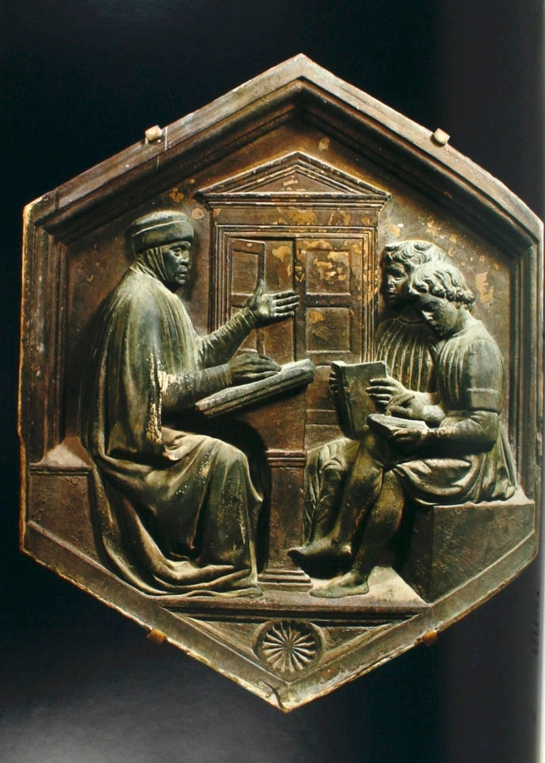 Luca, Andrea, Giovanni Della Robbia, An Art Guide by F. Gaeta Bertela. Florence: Becocci Editore, no date. A soft covered book on the work of the Della Robbia family and their significance in the history of Renaissance art. The book explains the