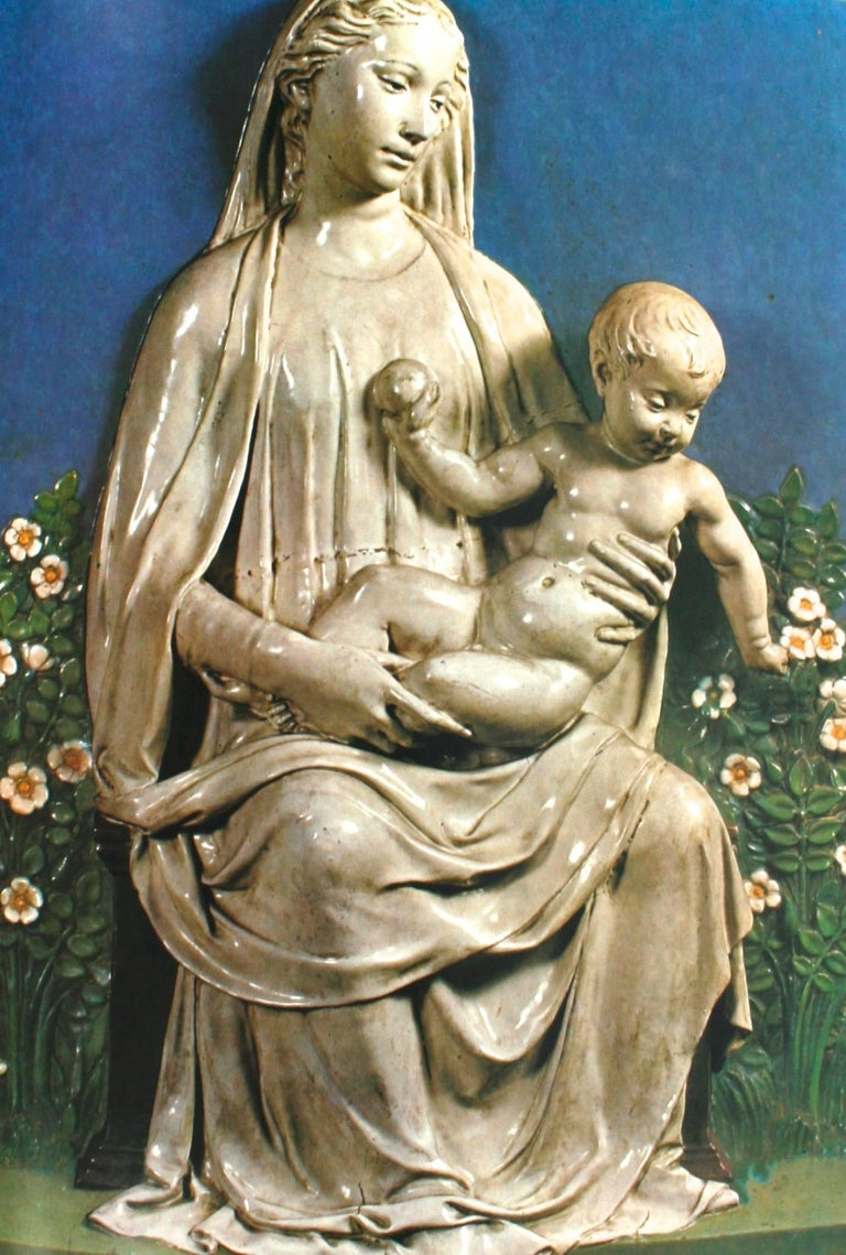 Luca, Andrea, Giovanni Della Robbia, An Art Guide by F. Gaeta Bertela For Sale 1