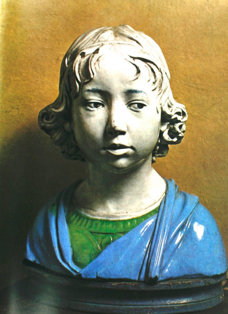 20th Century Luca, Andrea, Giovanni Della Robbia, An Art Guide by F. Gaeta Bertela For Sale