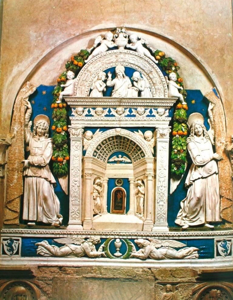 Luca, Andrea, Giovanni Della Robbia, An Art Guide by F. Gaeta Bertela For Sale 4