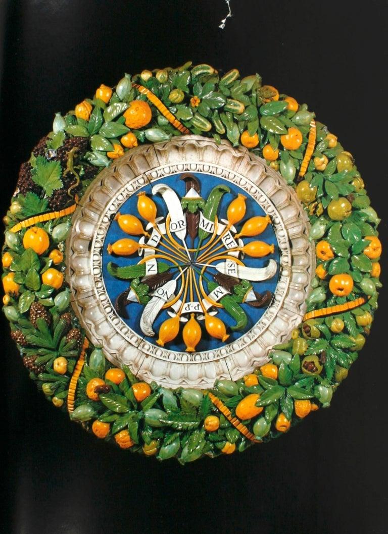 Luca, Andrea, Giovanni Della Robbia, An Art Guide by F. Gaeta Bertela In Good Condition For Sale In valatie, NY