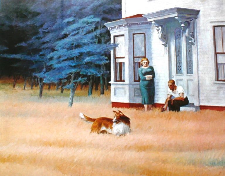 20th Century Edward Hopper, First Edition For Sale