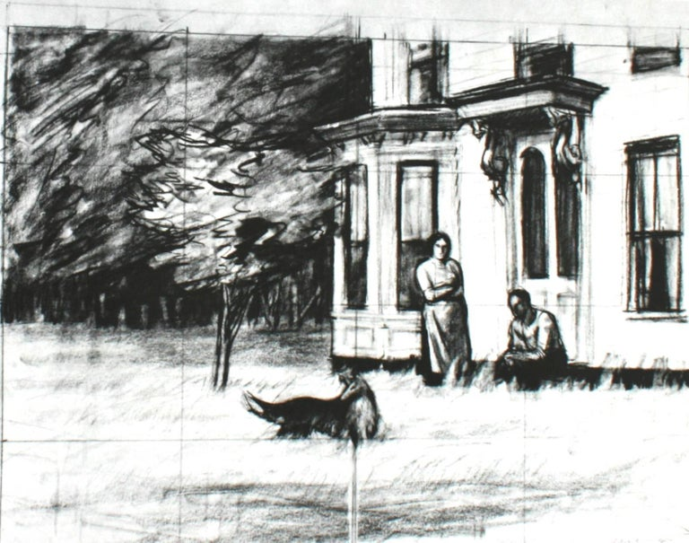 Paper Edward Hopper, First Edition For Sale