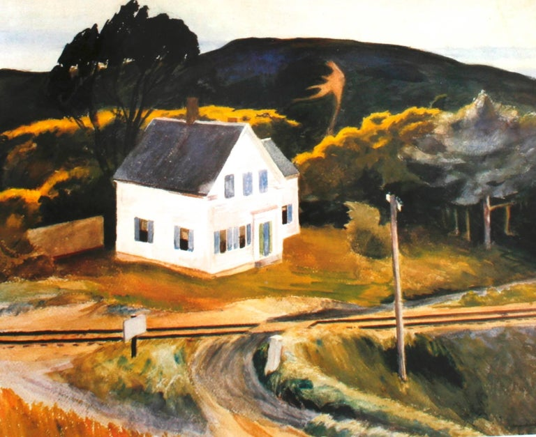 Edward Hopper, First Edition For Sale 3