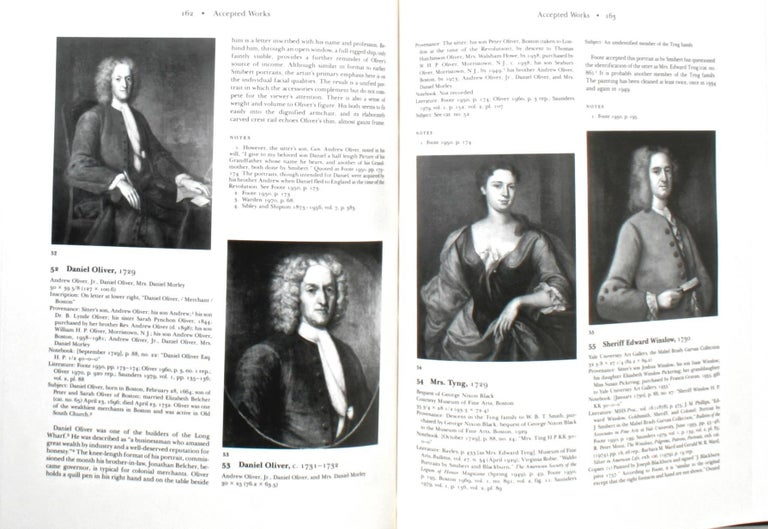 John Smibert Colonial America's First Portrait Artist, First Edition For Sale 3