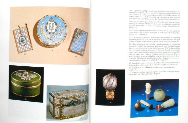 Paper Fabergé, First Edition For Sale