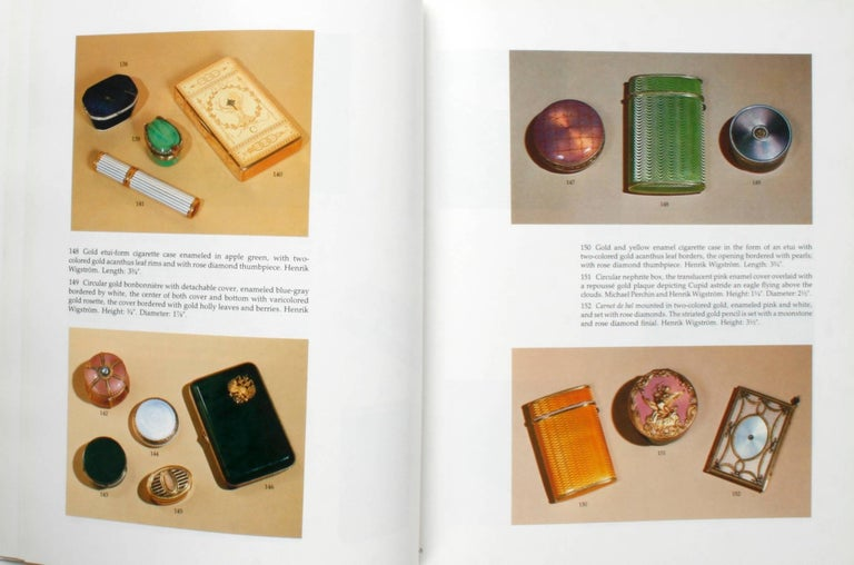 20th Century Fabergé, First Edition For Sale