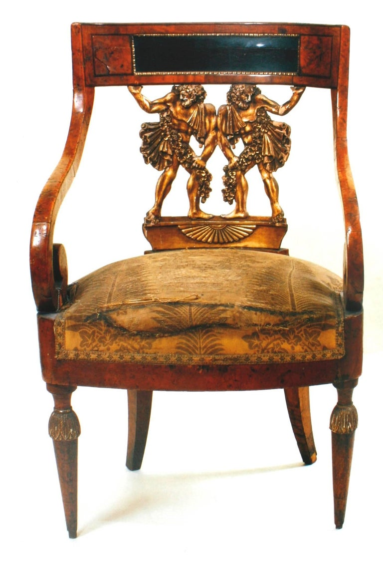 20th Century Russian Furniture, the Golden Age 1780-1840 First Edition by Antoine Chenevière For Sale