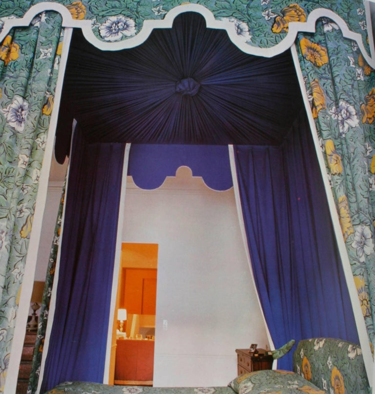 English David Hicks on Decoration with Fabrics, First Edition