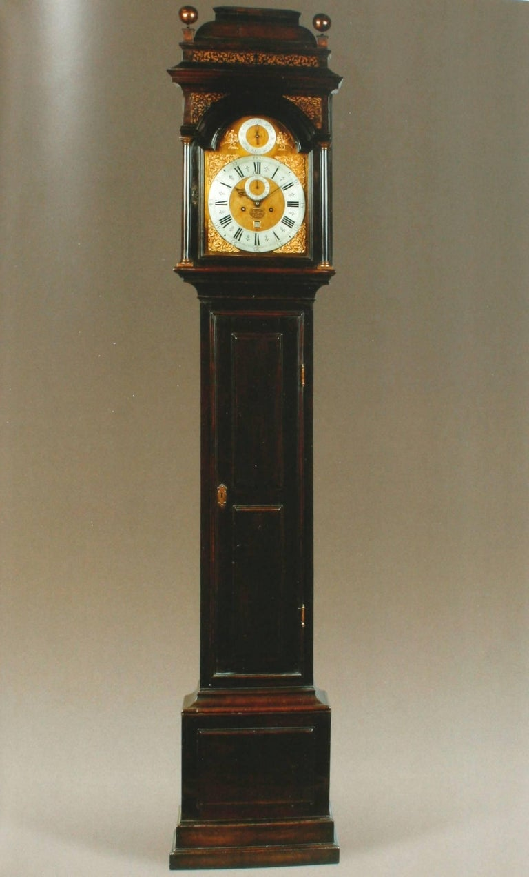 Howard Walwyn Fine Antique Clocks Catalogue For Sale 4