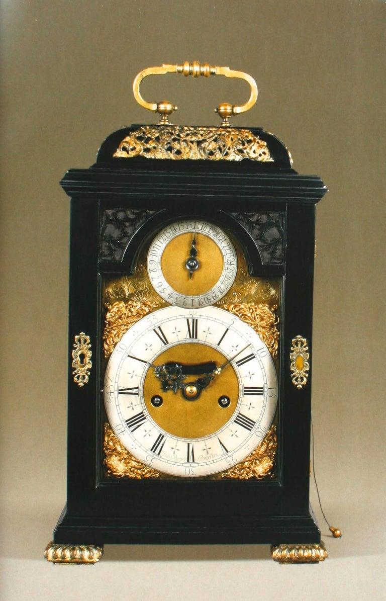 Howard Walwyn Fine Antique Clocks Catalogue For Sale 1