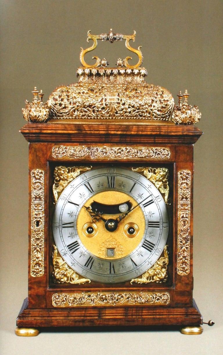 Howard Walwyn Fine Antique Clocks Catalogue For Sale 3