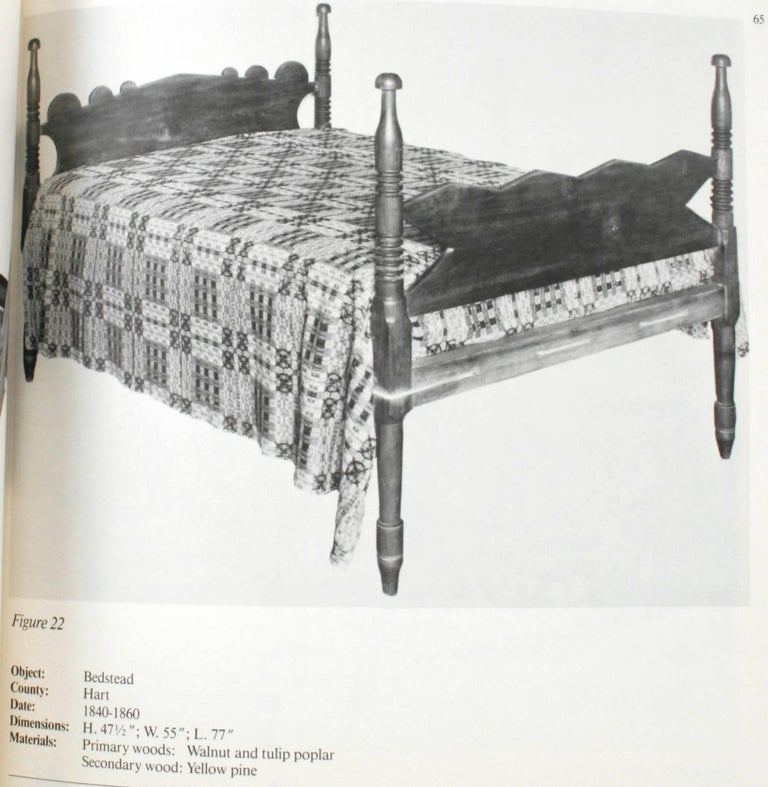 American Two Catalogues on the Furniture of Georgia For Sale