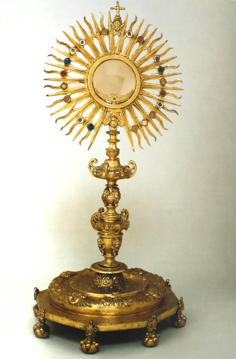 The Grandeur of Viceregal Mexico; Treasures from the Museo Franz Mayer For Sale 3