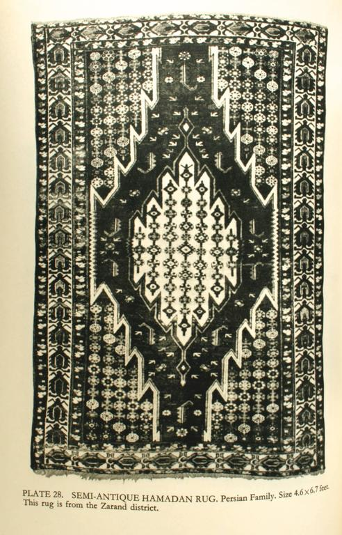 20th Century Oriental Rugs, a Complete Guide by Charles W. Jacobsen, Signed First Edition For Sale