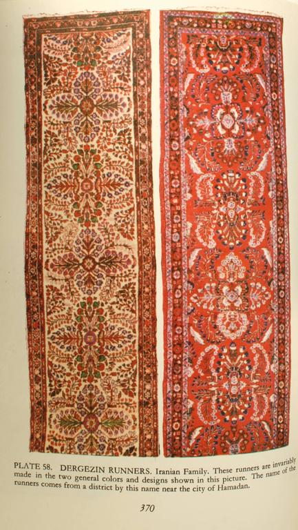 Oriental Rugs, a Complete Guide by Charles W. Jacobsen, Signed First Edition For Sale 1