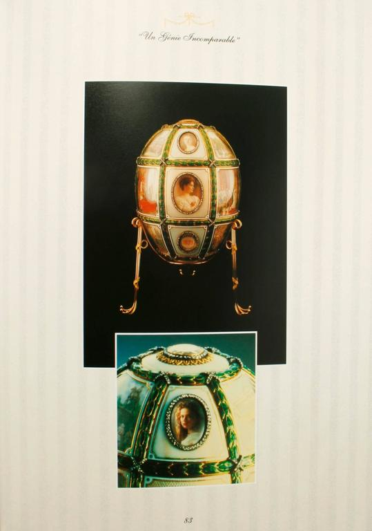 20th Century Art of Fabergé by John Booth, First Edition For Sale