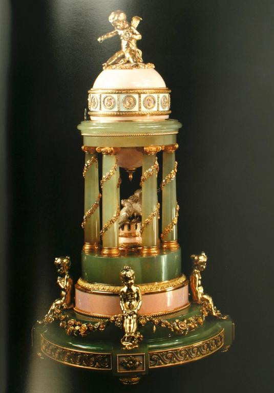 American Art of Fabergé by John Booth, First Edition For Sale