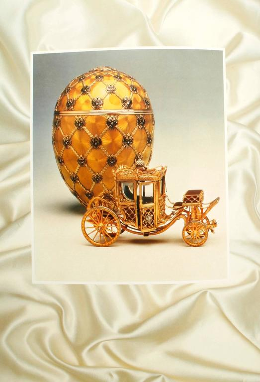 Art of Fabergé by John Booth, First Edition For Sale 1