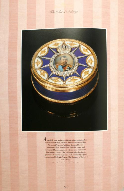 Art of Fabergé by John Booth, First Edition For Sale 2