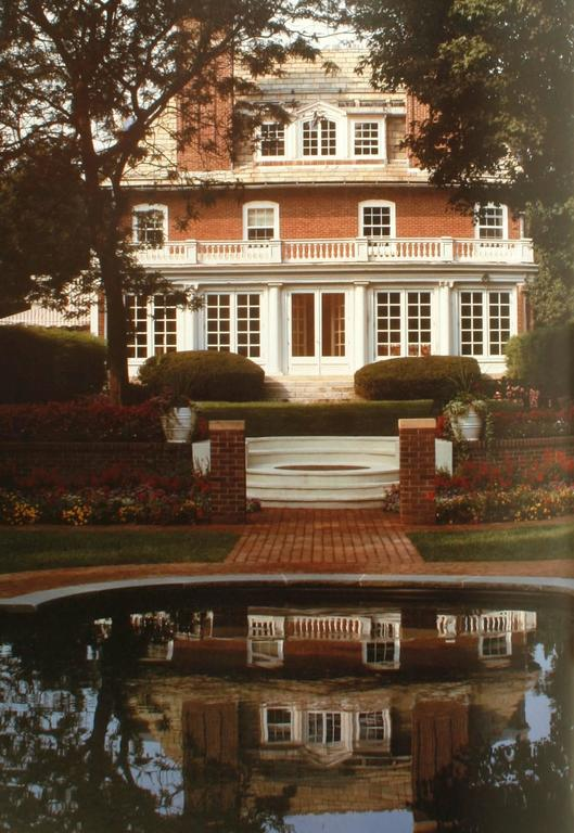 American Our Governors Mansions by Cathy Keating, First Edition For Sale