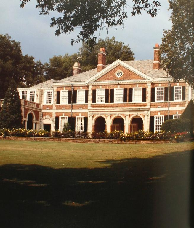 Our Governors Mansions by Cathy Keating, First Edition In Excellent Condition For Sale In valatie, NY