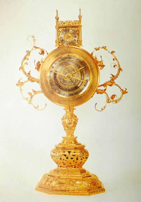 Paper The Clockwork Universe, German Clocks and Automata, First Edition For Sale