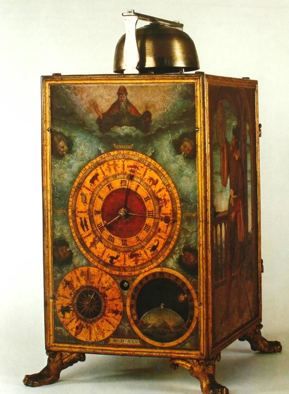 The Clockwork Universe, German Clocks and Automata, First Edition For Sale 2