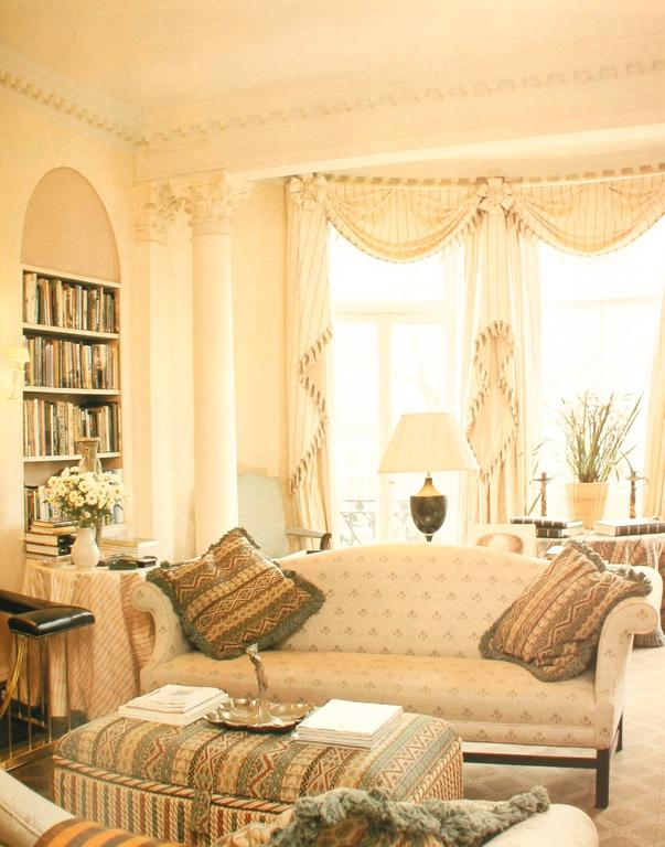 American Romantic Rooms by House & Garden, Book, First Edition For Sale