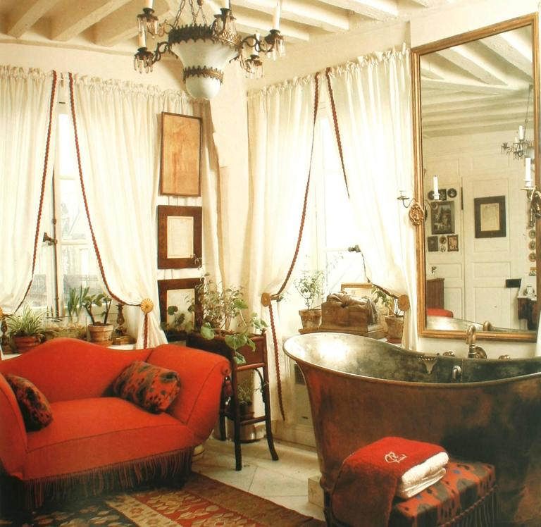 Paper Romantic Rooms by House & Garden, Book, First Edition For Sale