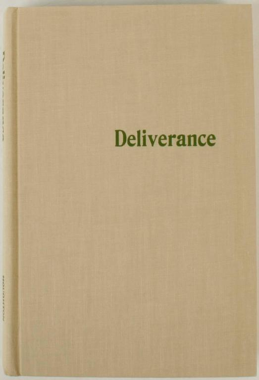 Deliverance by James Dickey, First Edition For Sale 3