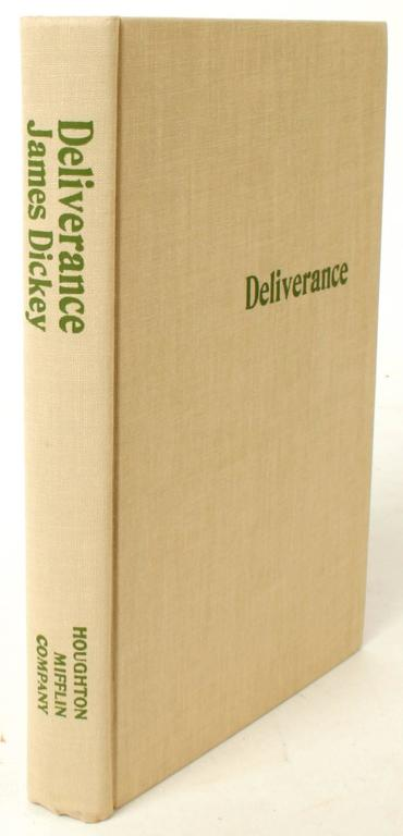 Deliverance by James Dickey, First Edition For Sale 2