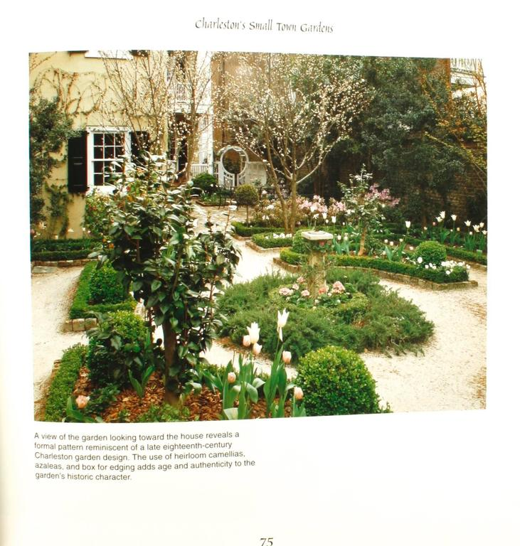 Garden of Historic Charleston\' by James R. Cothran, First Edition ...