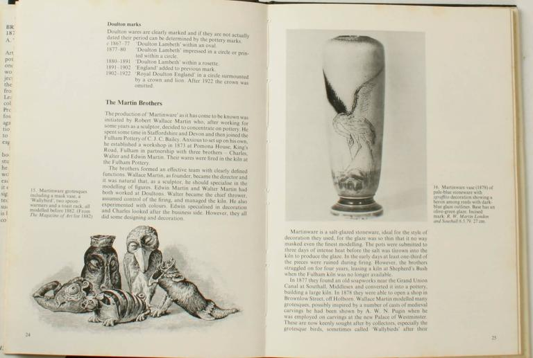 British Art Pottery by A.W. Coysh, First Edition For Sale 3