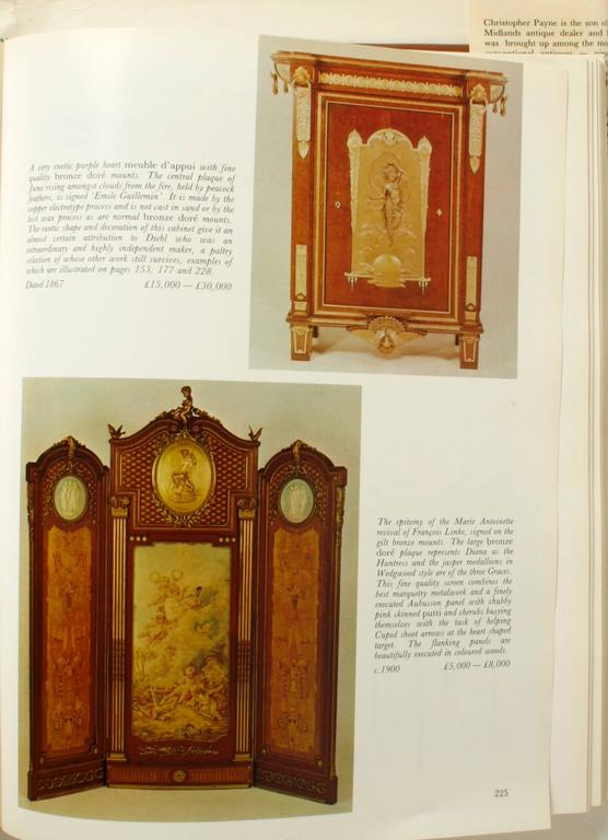 Price Guide to 19th Century European Furniture, First Edition For Sale 1