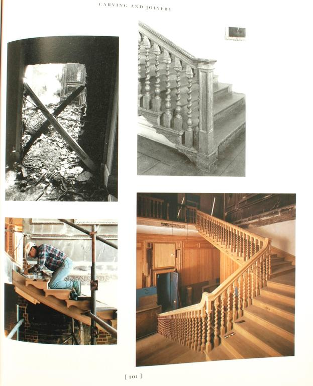 20th Century Uppark Restored, First Edition For Sale
