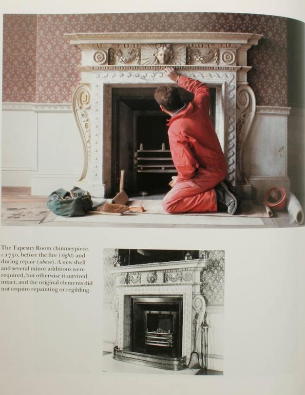 Paper Uppark Restored, First Edition For Sale