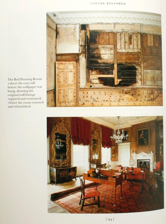 Uppark Restored, First Edition For Sale 1