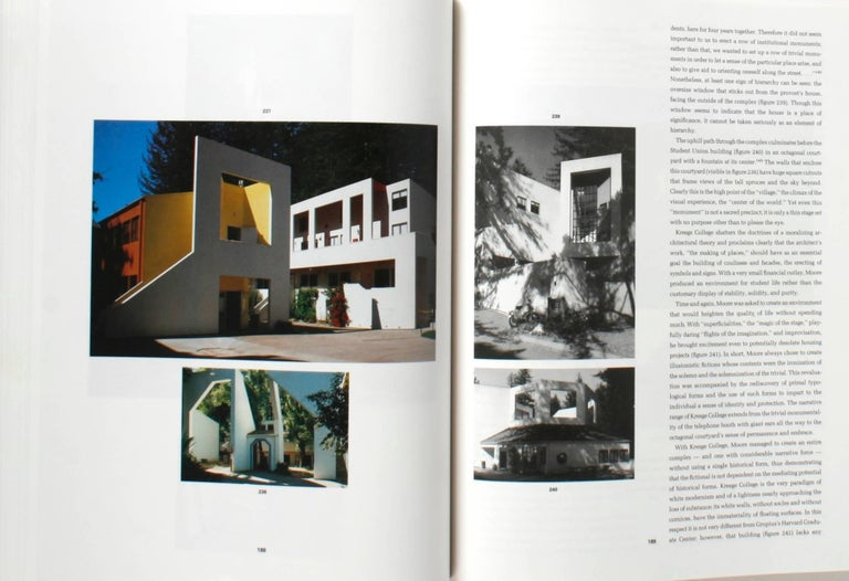 Late 20th Century History of Postmodern Architecture 1st Edition For Sale
