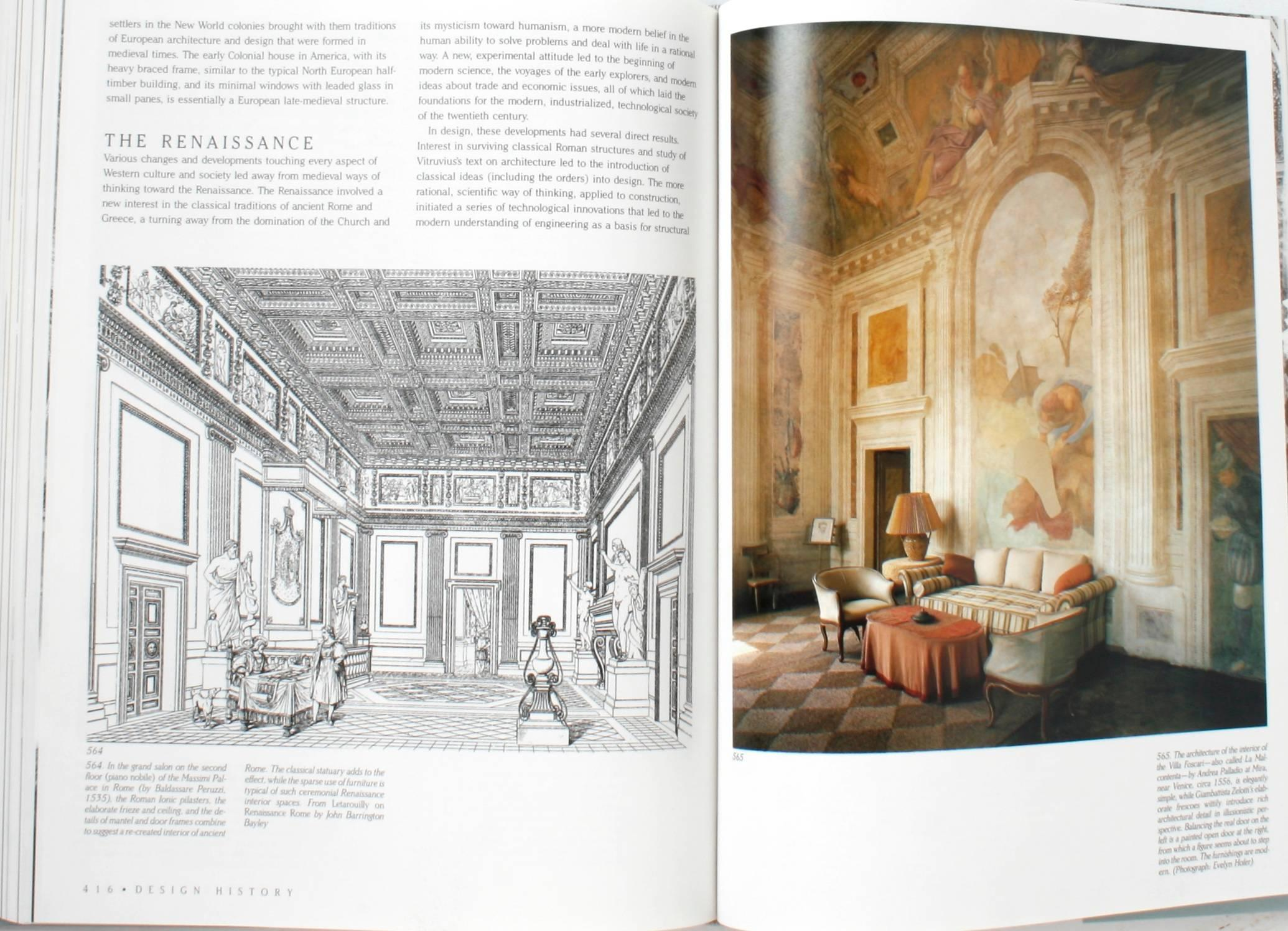 Interior Design by John Pile 1st Edition at 1stdibs