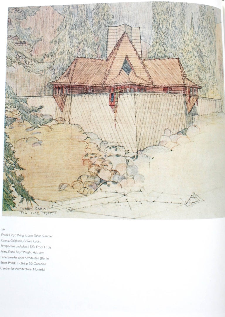 Frank Lloyd Wright, Designs for an American Landscape, 1922-1932, 1st Edition For Sale 2