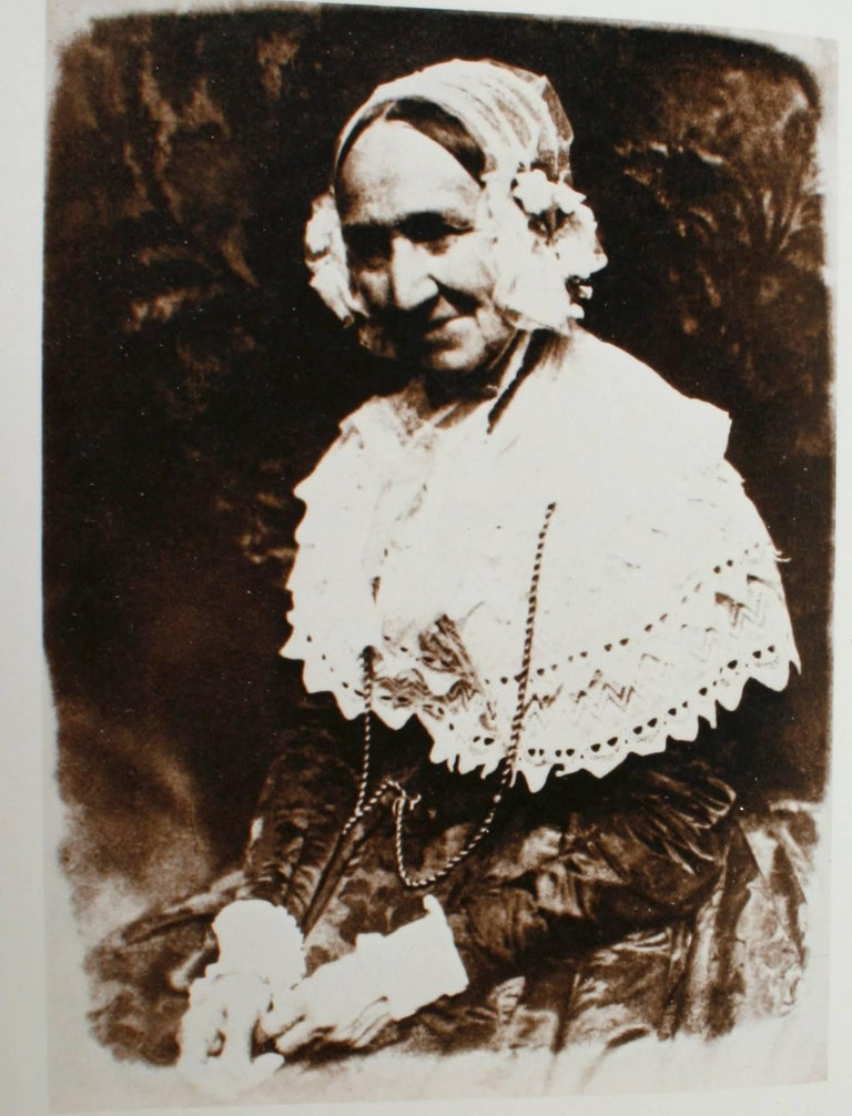 An Early Victorian Album: The Photographic Masterpieces, 1st Ed In Good Condition For Sale In Kinderhook, NY
